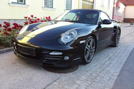 Autoaufbereitung in Wien - handwash car care - Porsche